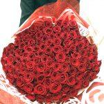花屋が教える、「バラ」をプレゼントする時に知っておきたい「本数の意味」と「花言葉」!
