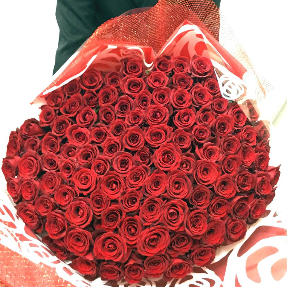 本数 薔薇